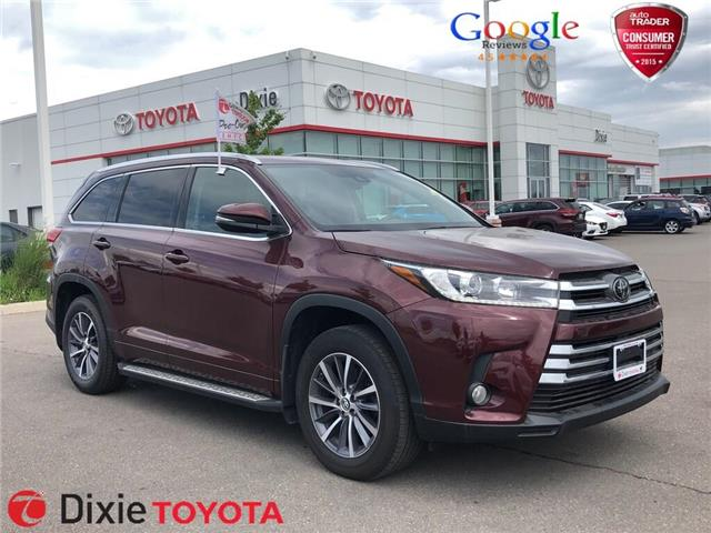 2017 Toyota Highlander XLE (Stk: D190542A) in Mississauga - Image 1 of 20