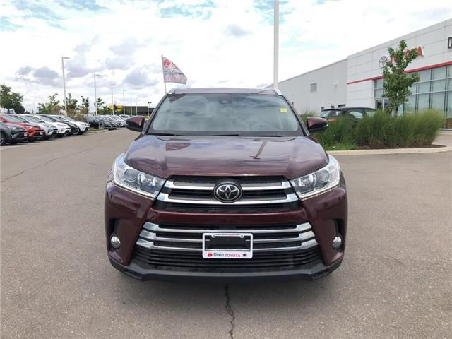 2017 Toyota Highlander XLE (Stk: D190542A) in Mississauga - Image 2 of 20