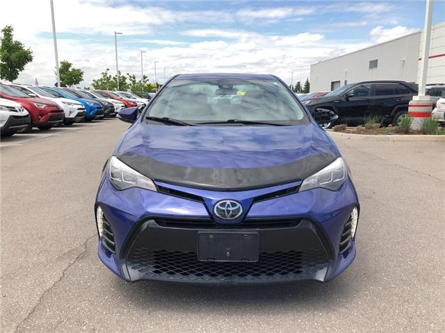 2017 Toyota Corolla SE (Stk: D191675A) in Mississauga - Image 2 of 20