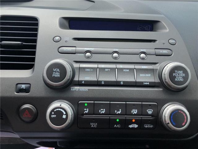 2011 Honda Civic SE (Stk: D200240A) in Mississauga - Image 13 of 16