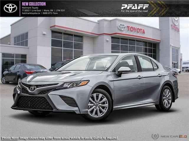 2019 Toyota Camry 4-Door Sedan SE 8A (Stk: H19614) in Orangeville - Image 1 of 24