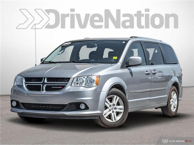 2014 Dodge Grand Caravan Crew (Stk: D1435) in Regina - Image 1 of 28