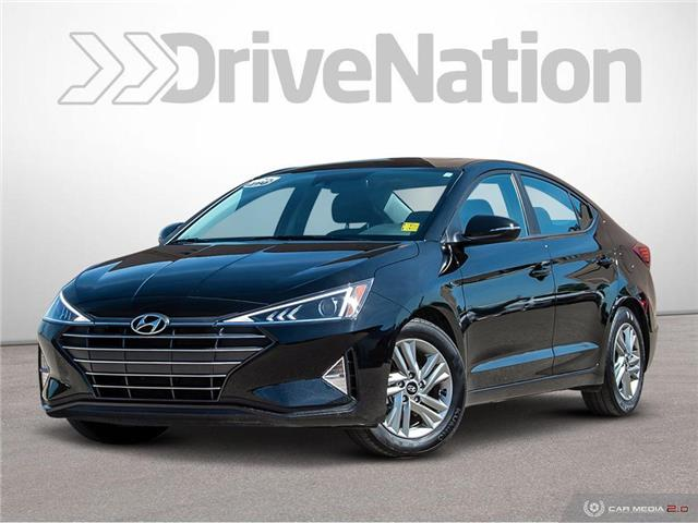 2019 Hyundai Elantra Preferred (Stk: D1410) in Regina - Image 1 of 27