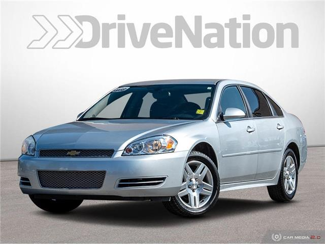 2013 Chevrolet Impala LT (Stk: D1428) in Regina - Image 1 of 28