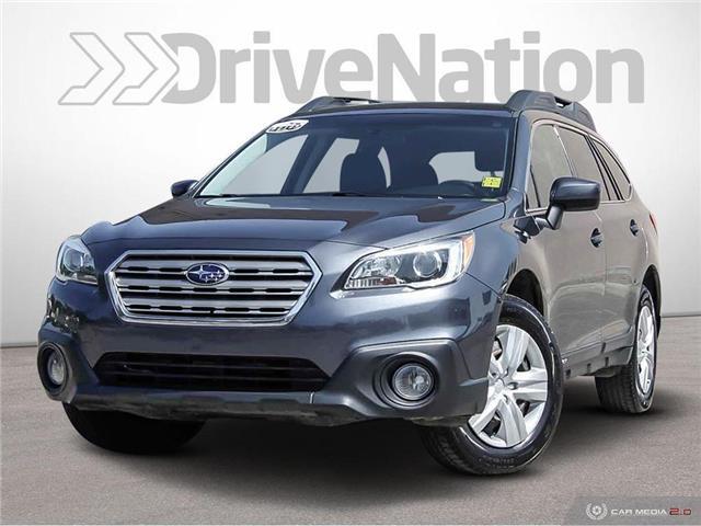 2017 Subaru Outback 2.5i (Stk: D1439) in Regina - Image 1 of 29