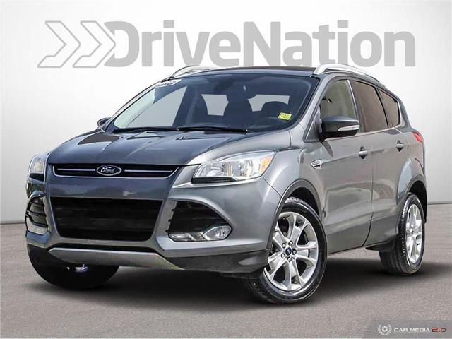 2014 Ford Escape Titanium (Stk: D1427) in Regina - Image 1 of 28