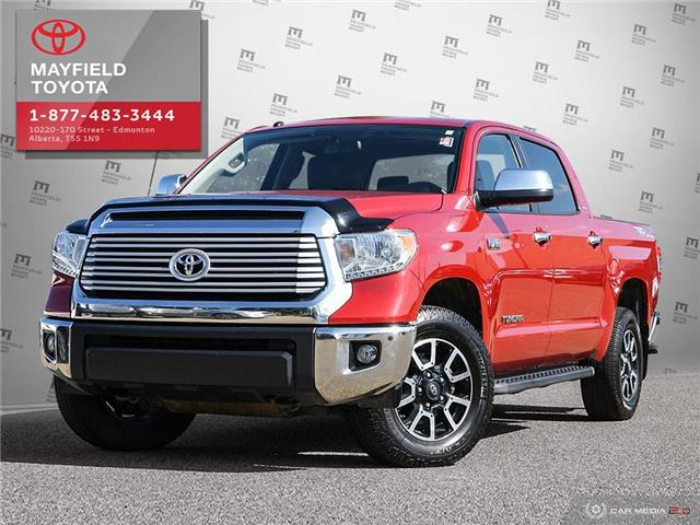2015 Toyota Tundra Limited 5.7L V8 (Stk: 1901882A) in Edmonton - Image 1 of 20