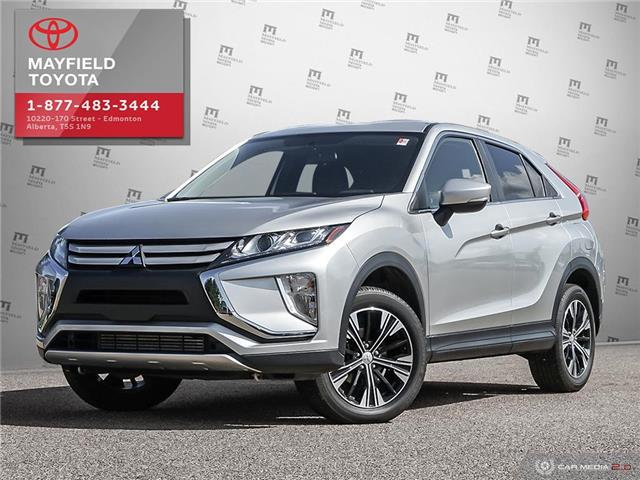 2019 Mitsubishi Eclipse Cross ES (Stk: 194168) in Edmonton - Image 1 of 20