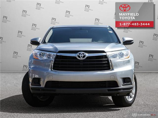 2016 Toyota Highlander LE (Stk: 1901637A) in Edmonton - Image 2 of 20