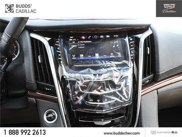 2020 Cadillac Escalade Luxury (Stk: ES0001) in Oakville - Image 16 of 25