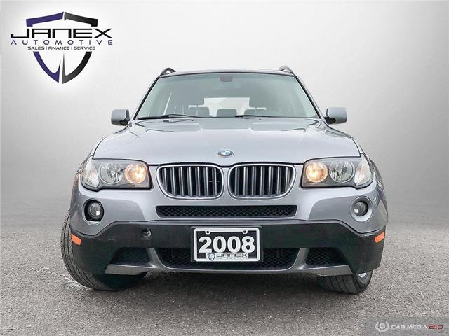 2008 BMW X3 3.0i (Stk: 19337) in Ottawa - Image 2 of 26