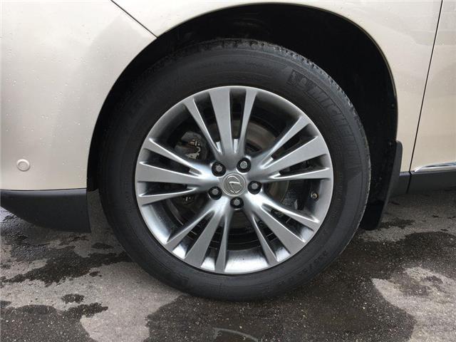 2013 Lexus RX 350 ULTRA PREM LEATHER,SUNROOF,NAVI,ALLOYS,HEATED STEE (Stk: 43583B) in Brampton - Image 2 of 29