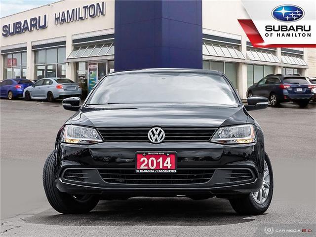 2014 Volkswagen Jetta 2.0L Comfortline (Stk: U1477A) in Hamilton - Image 2 of 26