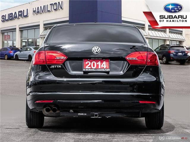 2014 Volkswagen Jetta 2.0L Comfortline (Stk: U1477A) in Hamilton - Image 5 of 26
