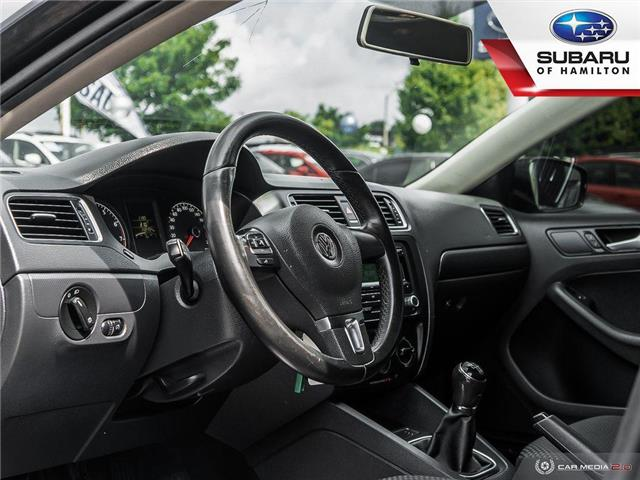 2014 Volkswagen Jetta 2.0L Comfortline (Stk: U1477A) in Hamilton - Image 6 of 26