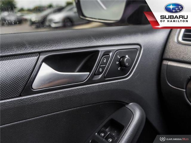 2014 Volkswagen Jetta 2.0L Comfortline (Stk: U1477A) in Hamilton - Image 10 of 26