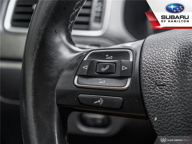 2014 Volkswagen Jetta 2.0L Comfortline (Stk: U1477A) in Hamilton - Image 11 of 26