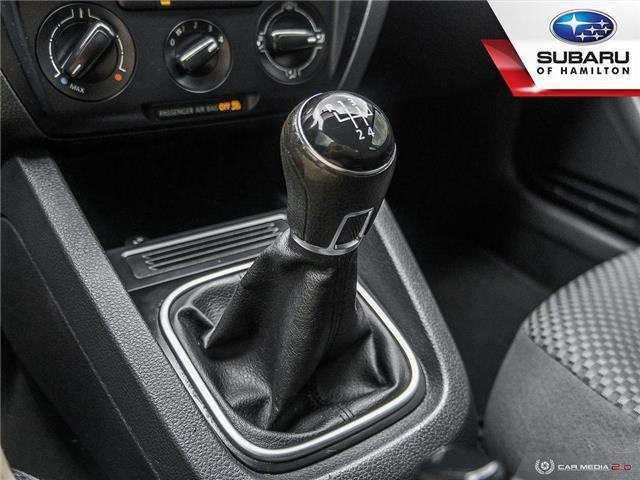 2014 Volkswagen Jetta 2.0L Comfortline (Stk: U1477A) in Hamilton - Image 12 of 26