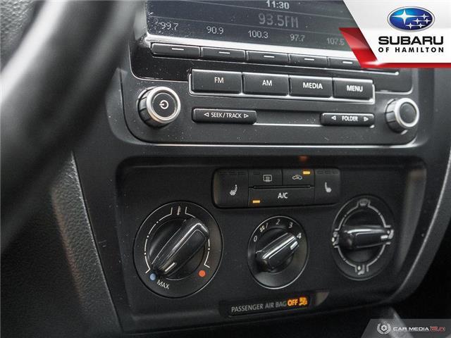 2014 Volkswagen Jetta 2.0L Comfortline (Stk: U1477A) in Hamilton - Image 13 of 26