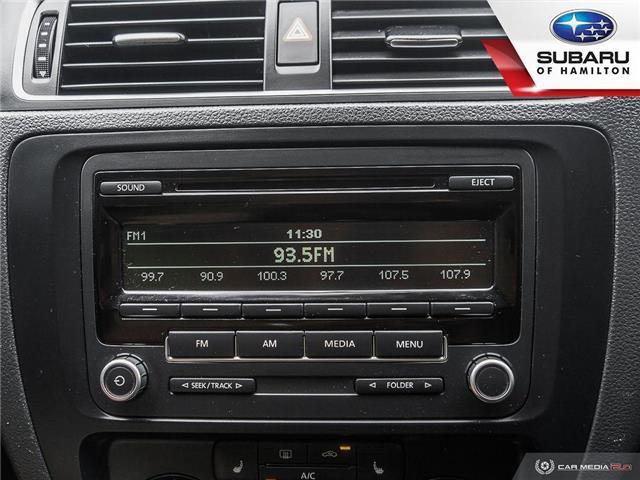 2014 Volkswagen Jetta 2.0L Comfortline (Stk: U1477A) in Hamilton - Image 14 of 26