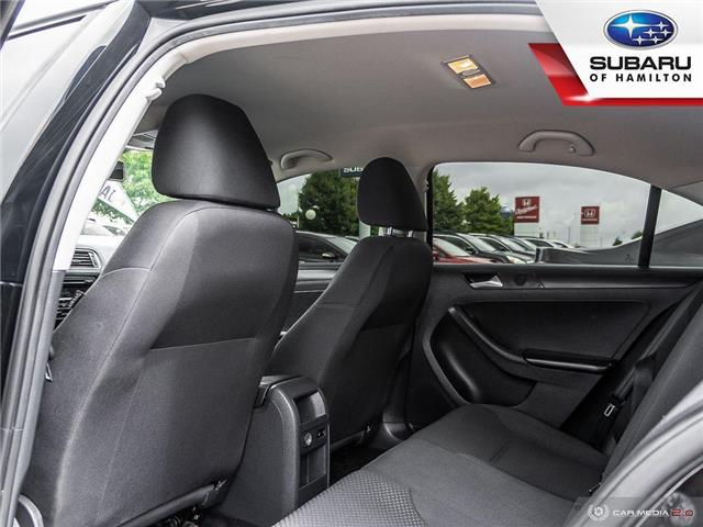 2014 Volkswagen Jetta 2.0L Comfortline (Stk: U1477A) in Hamilton - Image 17 of 26