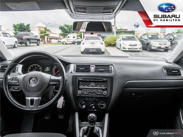 2014 Volkswagen Jetta 2.0L Comfortline (Stk: U1477A) in Hamilton - Image 18 of 26