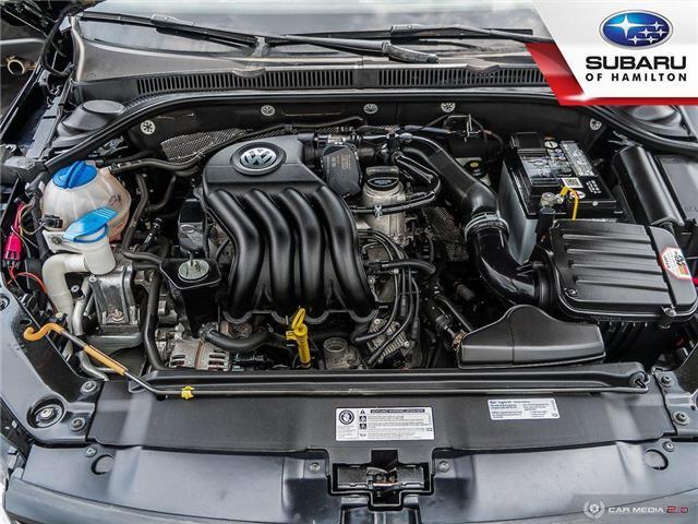 2014 Volkswagen Jetta 2.0L Comfortline (Stk: U1477A) in Hamilton - Image 22 of 26