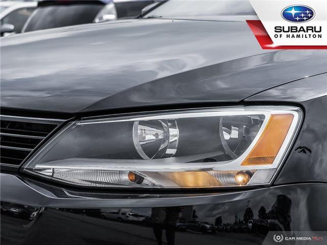 2014 Volkswagen Jetta 2.0L Comfortline (Stk: U1477A) in Hamilton - Image 24 of 26
