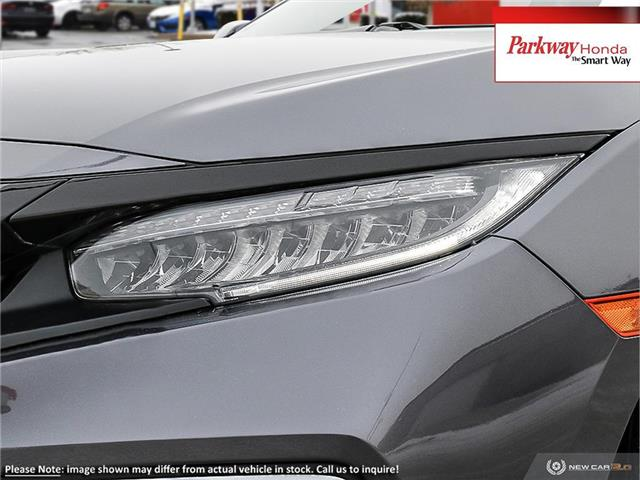 2019 Honda Civic Touring (Stk: 929640) in North York - Image 10 of 23
