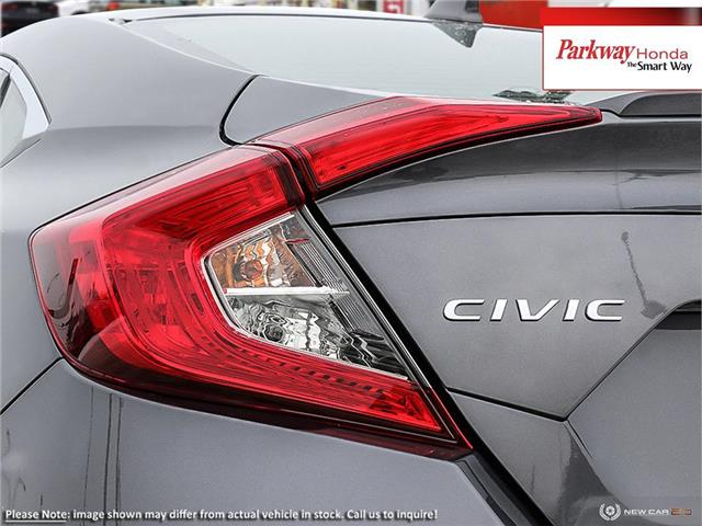 2019 Honda Civic Touring (Stk: 929640) in North York - Image 11 of 23