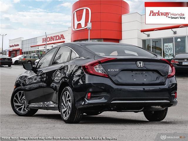 2019 Honda Civic EX (Stk: 929625) in North York - Image 4 of 23