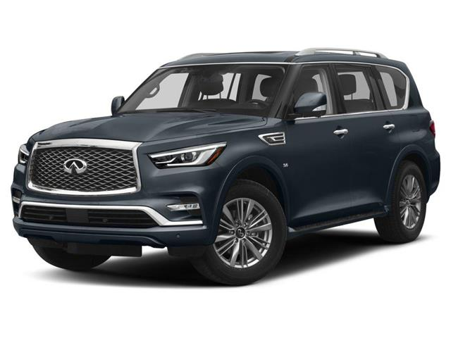 2019 Infiniti QX80 LUXE 8 Passenger (Stk: H8931) in Thornhill - Image 1 of 9