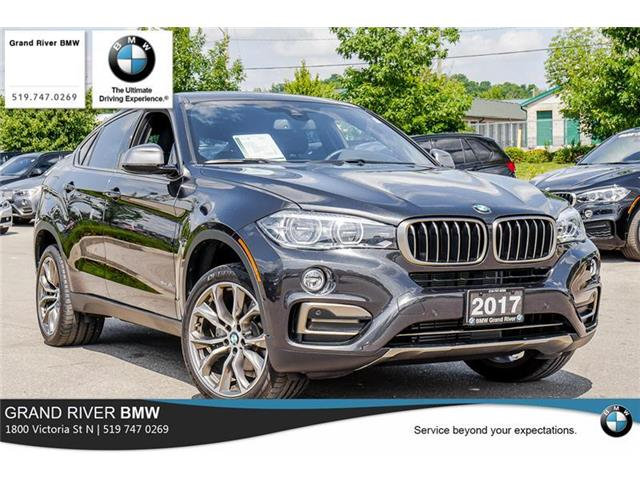 2017 BMW X6 xDrive35i (Stk: 7196A) in Kitchener - Image 1 of 22