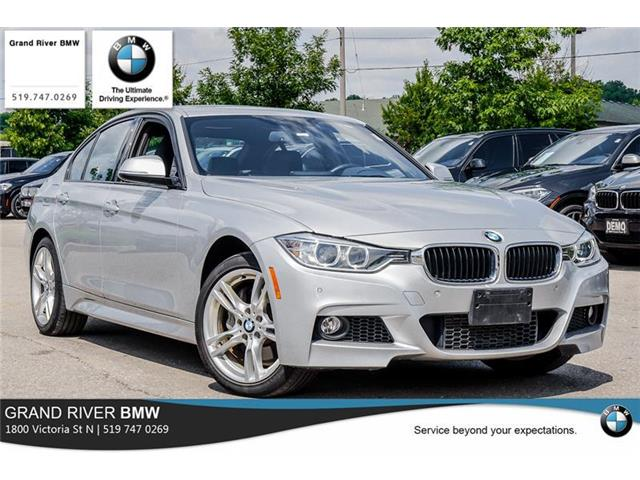 2015 BMW 335i xDrive (Stk: PW4970) in Kitchener - Image 1 of 22