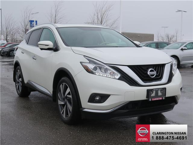 2017 Nissan Murano Platinum (Stk: HN120148) in Bowmanville - Image 3 of 30