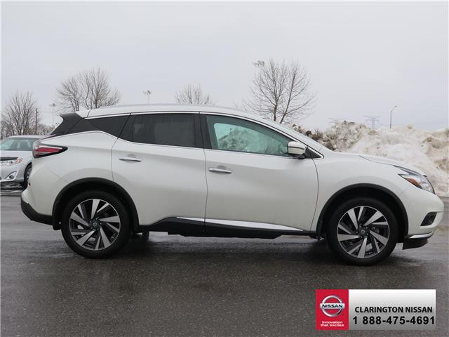 2017 Nissan Murano Platinum (Stk: HN120148) in Bowmanville - Image 4 of 30