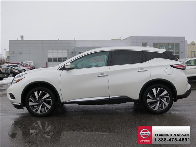 2017 Nissan Murano Platinum (Stk: HN120148) in Bowmanville - Image 8 of 30