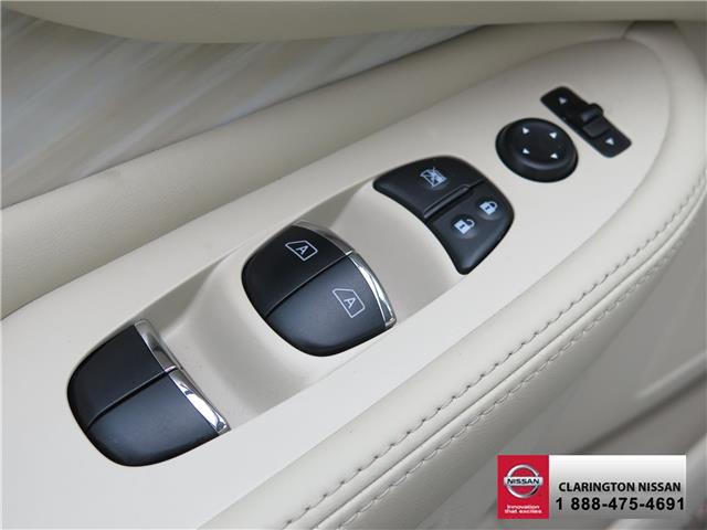 2017 Nissan Murano Platinum (Stk: HN120148) in Bowmanville - Image 9 of 30