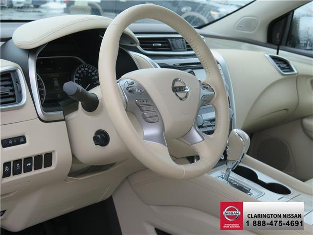 2017 Nissan Murano Platinum (Stk: HN120148) in Bowmanville - Image 10 of 30