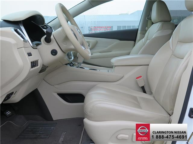 2017 Nissan Murano Platinum (Stk: HN120148) in Bowmanville - Image 11 of 30