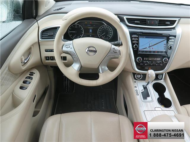 2017 Nissan Murano Platinum (Stk: HN120148) in Bowmanville - Image 13 of 30