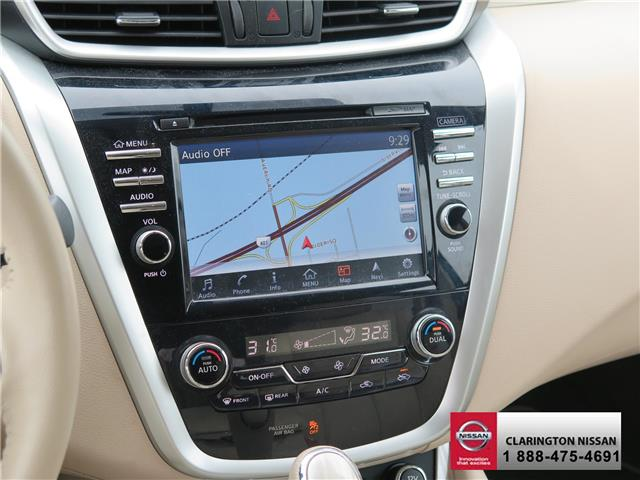 2017 Nissan Murano Platinum (Stk: HN120148) in Bowmanville - Image 14 of 30