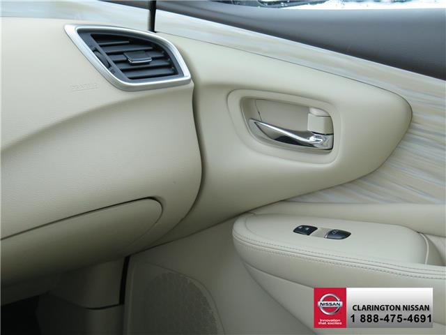 2017 Nissan Murano Platinum (Stk: HN120148) in Bowmanville - Image 16 of 30