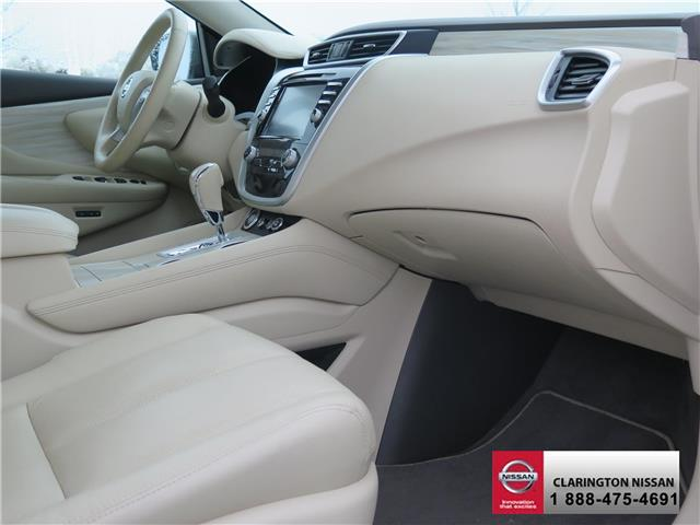 2017 Nissan Murano Platinum (Stk: HN120148) in Bowmanville - Image 19 of 30