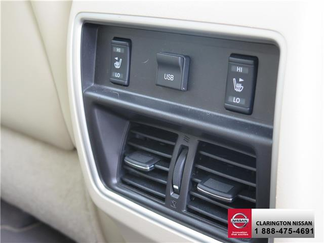 2017 Nissan Murano Platinum (Stk: HN120148) in Bowmanville - Image 22 of 30