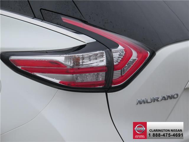 2017 Nissan Murano Platinum (Stk: HN120148) in Bowmanville - Image 25 of 30