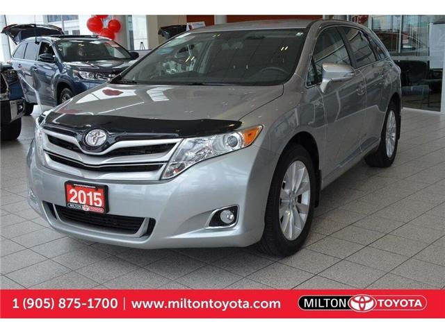 2015 Toyota Venza Base (Stk: 089965) in Milton - Image 1 of 33