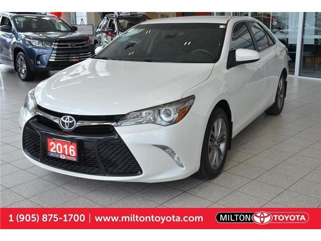 2016 Toyota Camry  (Stk: 224087A) in Milton - Image 1 of 36