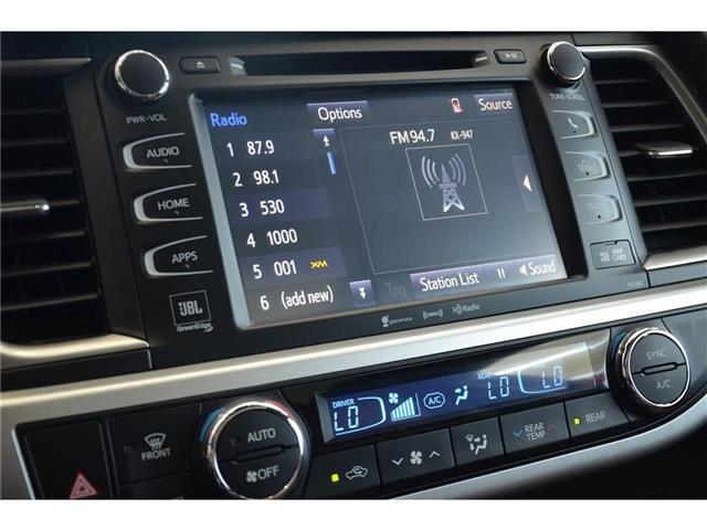 2019 Toyota Highlander  (Stk: 917273A) in Milton - Image 17 of 38