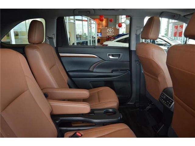 2019 Toyota Highlander  (Stk: 917273A) in Milton - Image 25 of 38